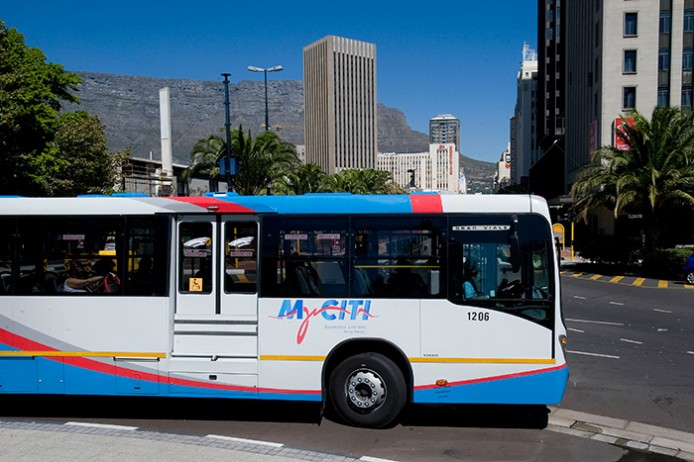 myciti, shuttle service cape town, bus to cape town